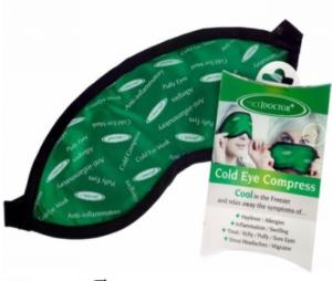 cold eye compress